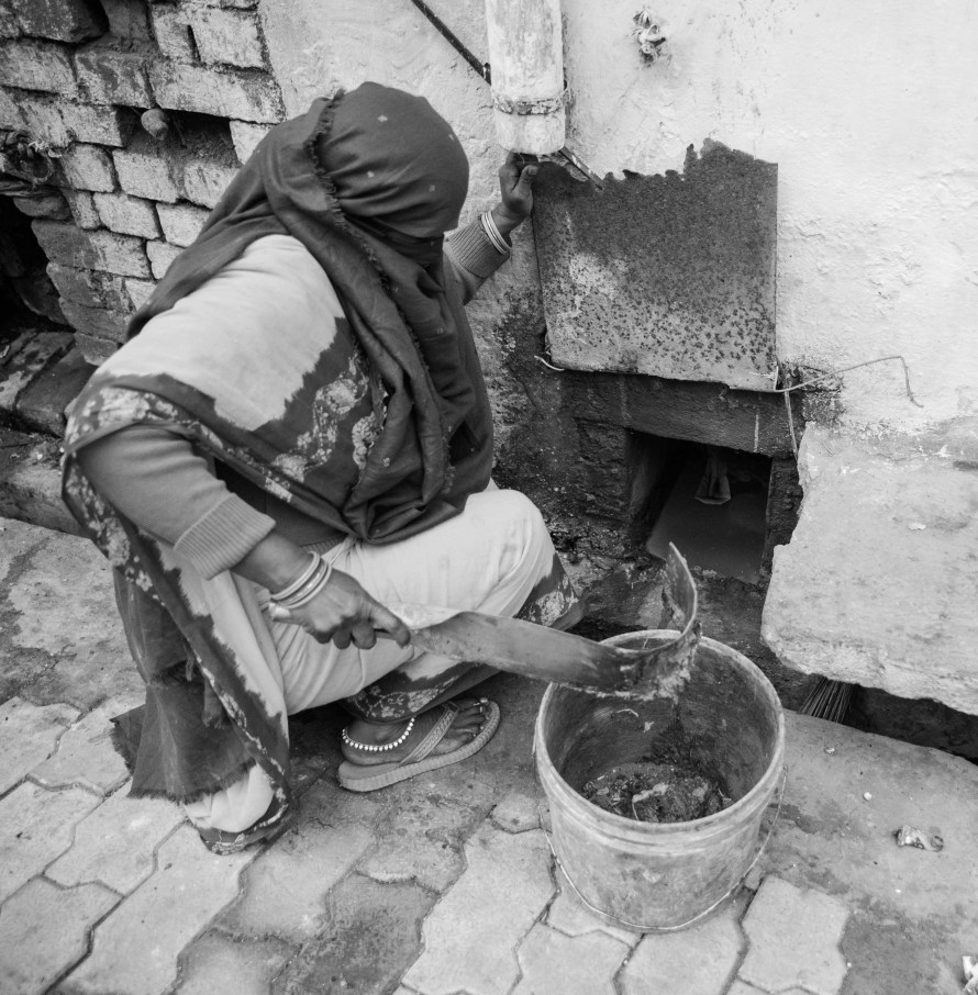 Where There Are No Sewers: The Toilet Cleaners of Lucknow